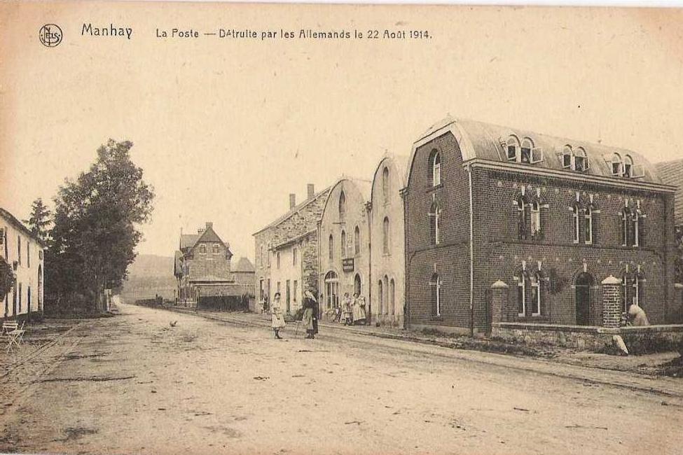 Rue du vicinal