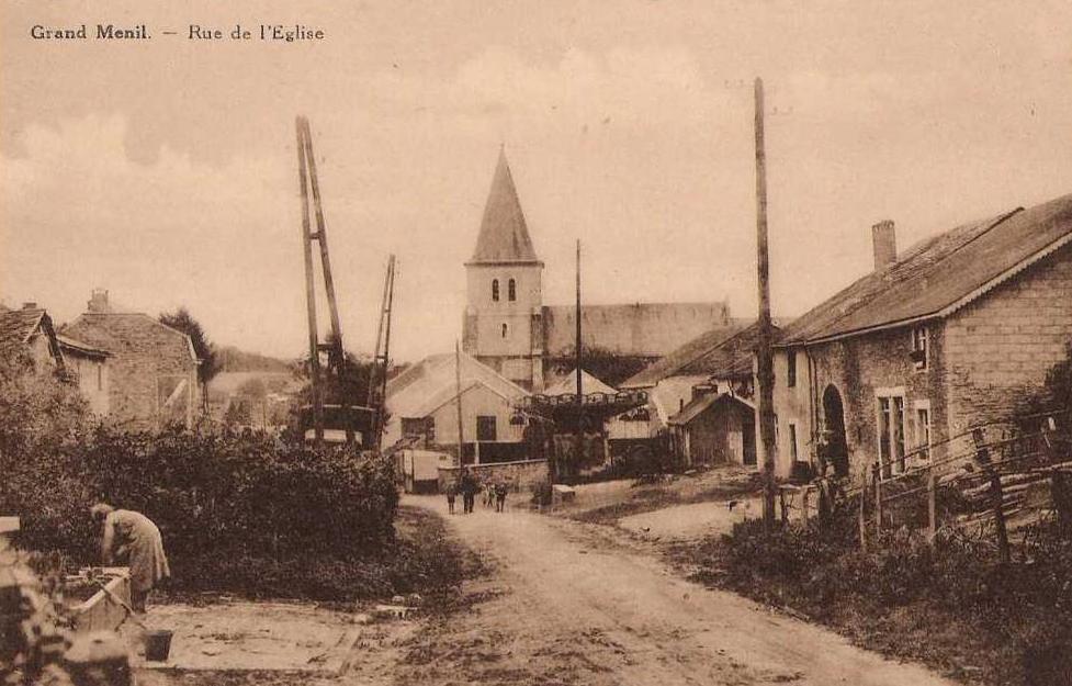 Grand rue Grandmenil