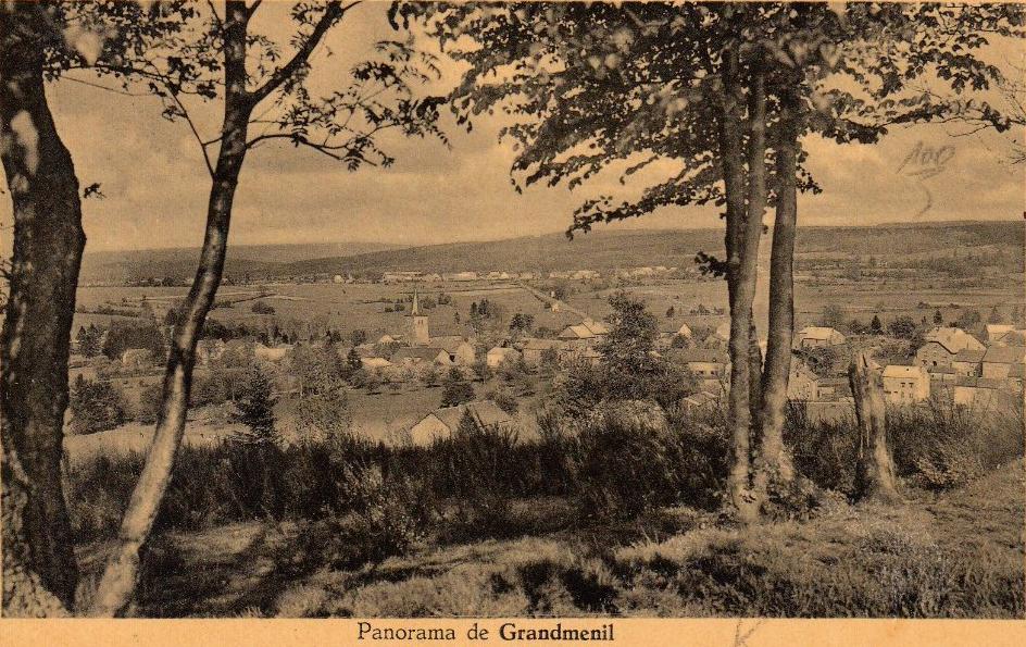 Panorama Grandmenil