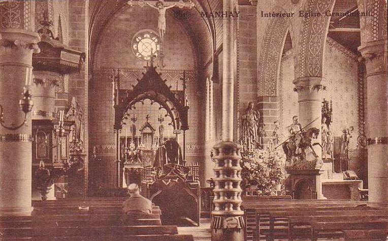 de kerk van grandmenil